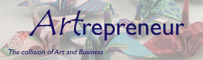 Artrepreneur; The Collision of Art and Business