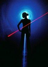 laser woman