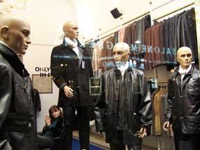 Roman Mannequins
