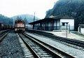 Estação de trem - Evangelista de Souza