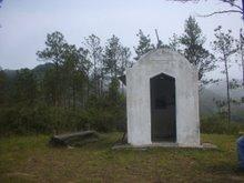 Capela histórica - Curucutu.