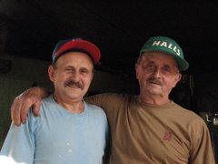 História viva de nossa região/irmãos Elias e Mário Piolli