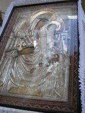 Icoana facatoare de minuni de la Manastirea Harbovat