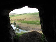 Vedere spre apa Rautului