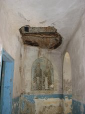 Harjauca, icoanele martirizate