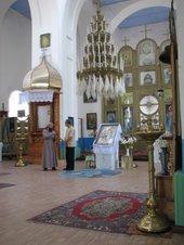 Biserica de vara a Manastirii Harbovat