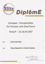 Campeonato Europeu de Precisão