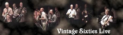 Vintage Sixties Live