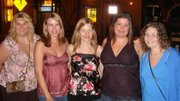 My friends and I in Orlando, FL
