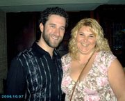 Me with Screech