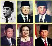 Presiden 1945 - sekarang