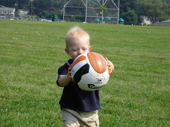 Future Soccer Star!