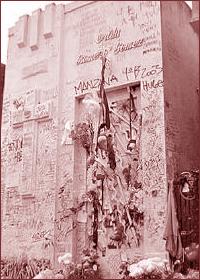 la novia muerta del cementerio general (Chile)