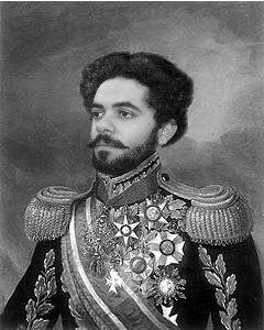 D. Pedro de Alcantara