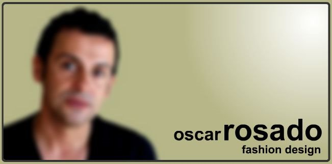 Oscar Rosado Fashion Design