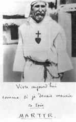 Bl. Charles de Foucauld