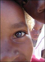 The eye....