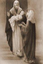 Mary's First Sorrow