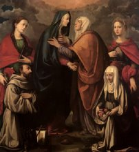 St. Elizabeth of the Visitation