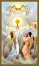 Assist the Holy Souls in Purgatory