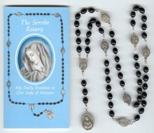 Pray the Rosary of Mary's Sorrows
