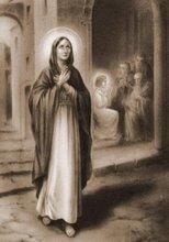 Mary's Third Sorrow