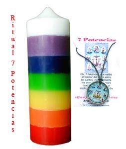 Ritual 7 Potencias