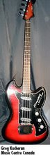 Burns vista sonic bass 1965