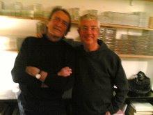 Con Stefano Torossi