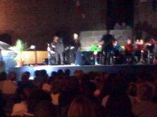 L'orchestra di Micalizzi con De Gemini all'armonica