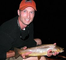 Boise River Brown Trout