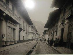 Cajamarca..un siglo de fotografia