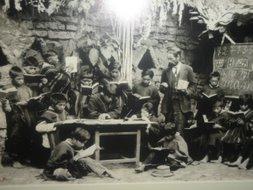 antigua escuelita rural...de Cajamarca