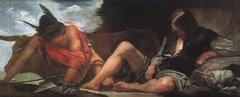 Mercuri i Argos de Velázquez