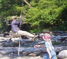 Rope Swing!