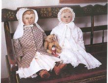 Old Columbian Dolls