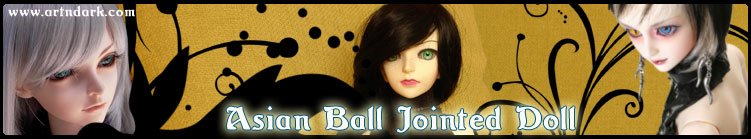 Ball-Jointed Doll
