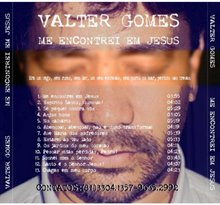 CAPA VERSO DO CD