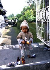 Temple Child