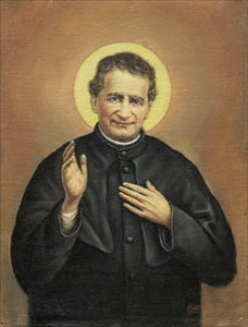St. John Bosco, pray for us!