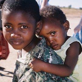 Botswana Kids