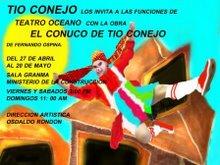 Estreno en La Habana de 'El conuco de tío conejo' de Teatro Océano