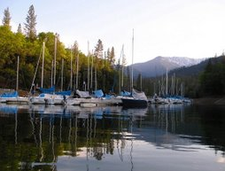 Whiskeytown Lake, California