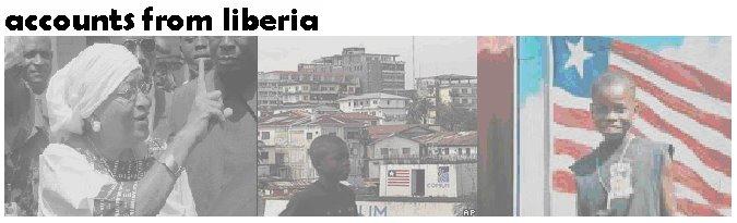 My Liberian Summer