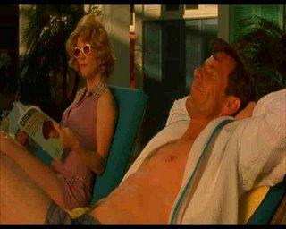 Julianne Moore y Dennis Quaid en Lejos del cielo, de Todd Haynes