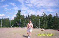 Tervetuloa tenniskouluun ohjaajana Olavi Lehto