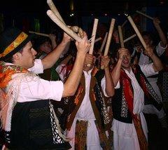 Danças de palus nal Portu