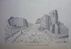 Al castiêllu de Miranda an 1898