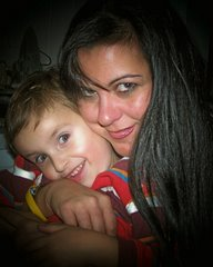 Me and my little Henry Bug!!