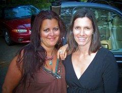 with Delia